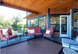 MLS # 862572: Warm Covered Outdoor Spaces
