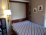 MLS # : Flexible Murphy Bed.