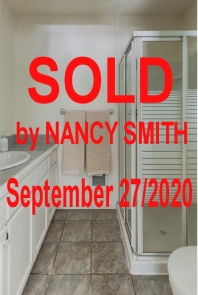 SOLD  by  NANCY SMITH